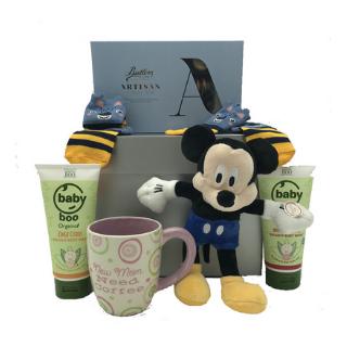 Micky Mouse and Mug Hamper image