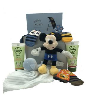 Micky Mouse Baby Hamper image