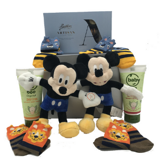 Mickey Mouse for Twins Hamper image