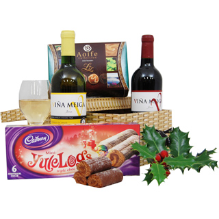 Snowman's Selection Christmas Hamper image