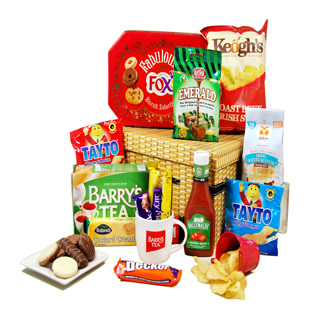 Irish Treats Hamper image
