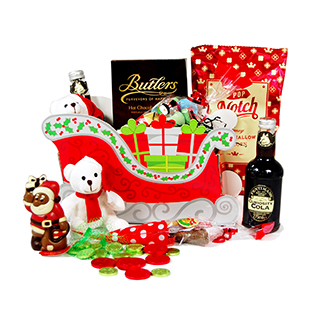Christmas Sleigh Delights Hamper image