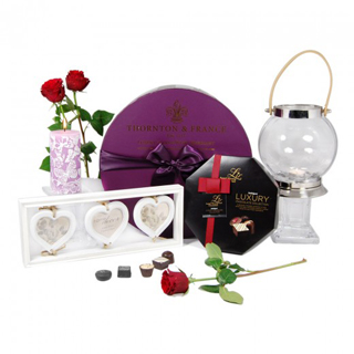 Romantic Celebrations Hamper image