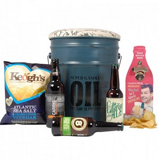 The Essential Musical Man Hamper image