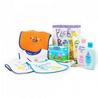 Baby Essentials Hamper (Boy) image