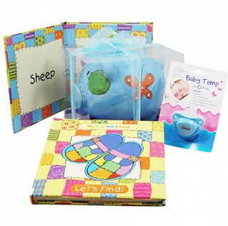 Baby Learning Hamper Boy image