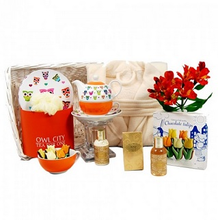 Relax and Unwind Hamper image