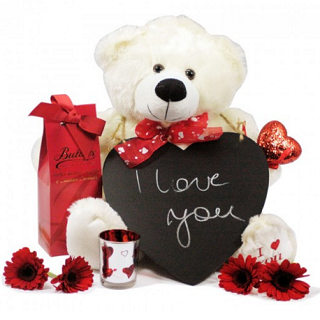 A Token of Love Valentines Hamper image