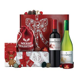 Falling Star Christmas Hamper image