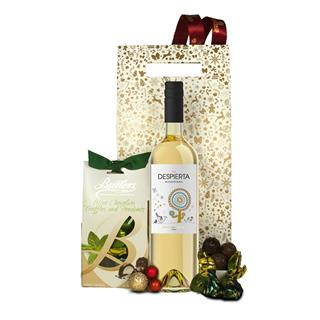 White Spanish Delights Christmas Hamper image