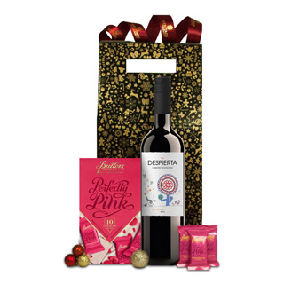 Red Spanish Delights Hamper image