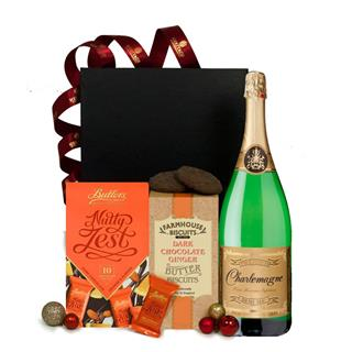 Sparkling Delights Christmas Hamper