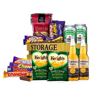 Beer Crate Hamper image