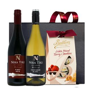 New Zealand Duo Christmas Hamper image
