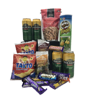 Bulmers & Treats Gift Box image