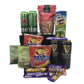 Heineken & Guinness Gift Box image
