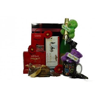 Happy Birthday Bubbles Hamper image