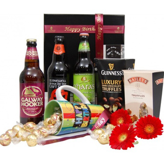 Happy Birthday Craft Beer Hamper image