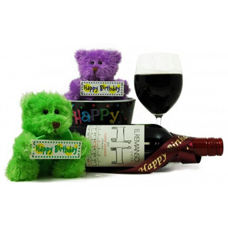 Happy Birthday Hamper Pot image