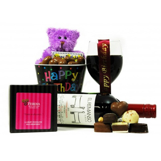 Happy Birthday To You Hamper image