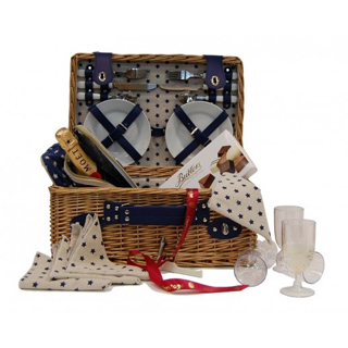 Hawthorne Picnic Basket - 4 Person image