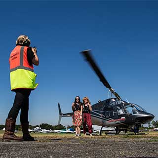 Helicopter  Vouchers