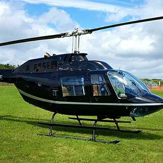 €350 Helicopter Experience Voucher