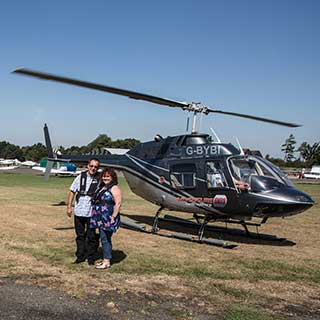 €50 Helicopter Experience Voucher