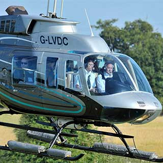 75km Helicopter Flights