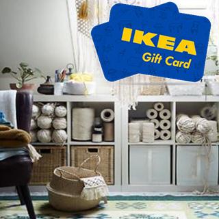 €400 IKEA Gift Voucher