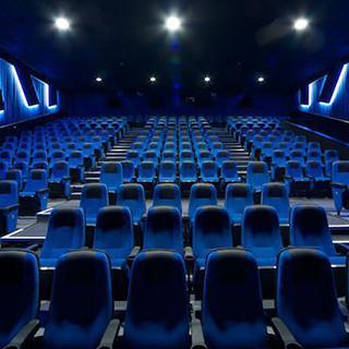 Multiplex Cinema Ticket for 3 image