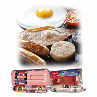 Irish Breakfast Hamper (FREE Delivery to USA) image
