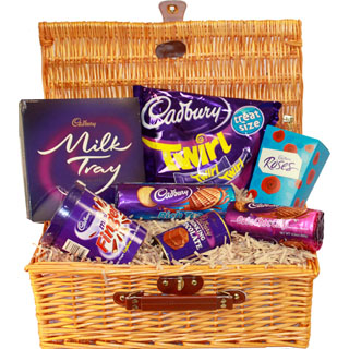 Irish Chocolate Hamper image
