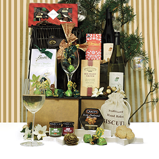 Frosty the Snowman Christmas Hamper image