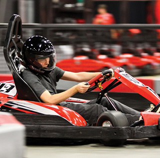 Grand Prix 100 Karting WEEKDAYS ONLY image