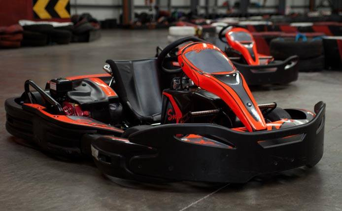 The Zone Karting Grand Prix (Mon-Thurs)