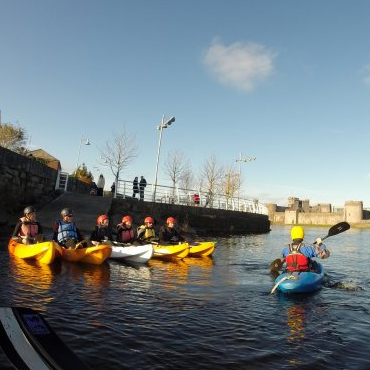 Limerick City Kayaking Tour