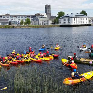 Limerick / Clare Kayaking Experience image