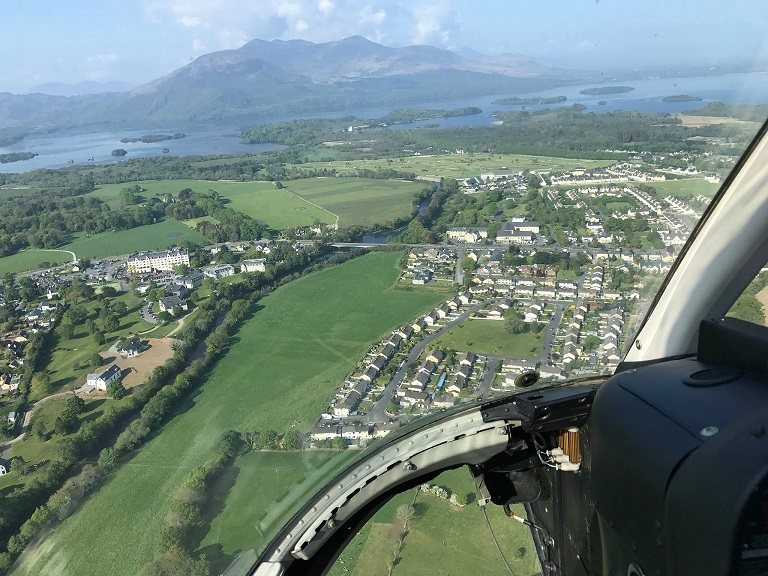 Killarney Lakes Helicopter Tour image