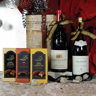 Long Neck Gourmet Christmas Hamper image