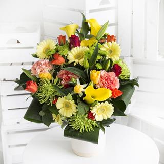 Luxury Prism Flower Bouquet image
