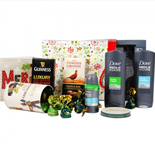 Masculine Treats Hamper image