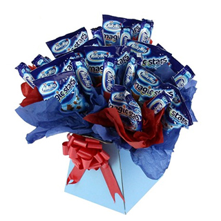 Milky Way Chocolate Bouquet image
