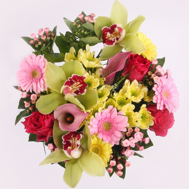 Mothers Day Eyecatcher Bouquet image