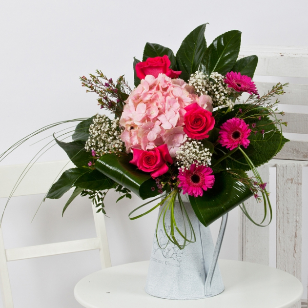 Mothers Day Hydrangea Bouquet image