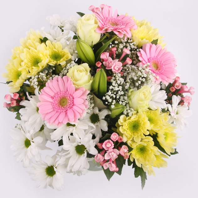 Mothers Day MUM Bouquet image