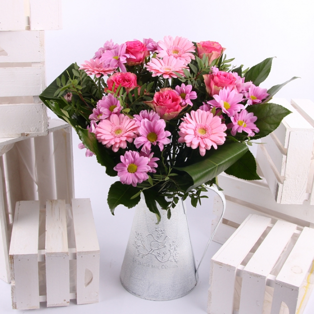 Mothers Pink Bouquet image