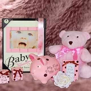 New Princess Baby Hamper image