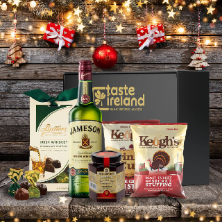 Nollag Jameson Deluxe Hamper (FREE DELIVERY TO OZ) image