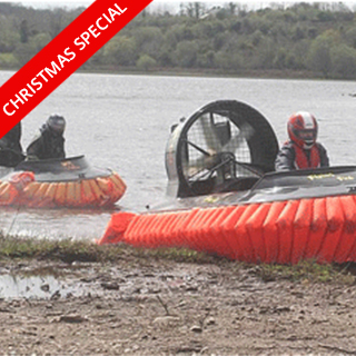 Wild Water Hovercraft Grand Prix for 2 image
